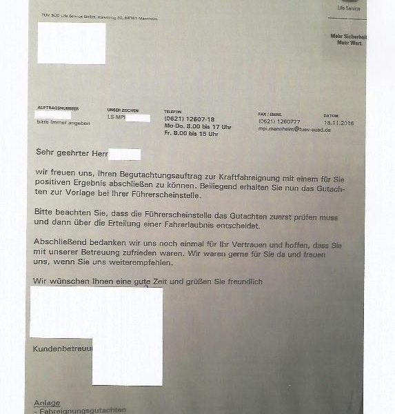 Anonym aus Ladenburg