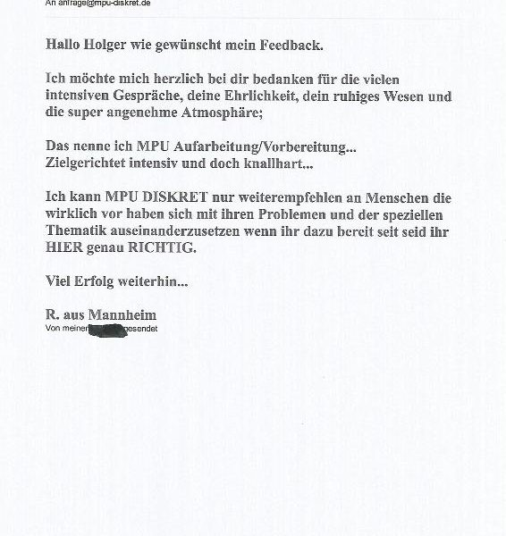 R. aus Mannheim