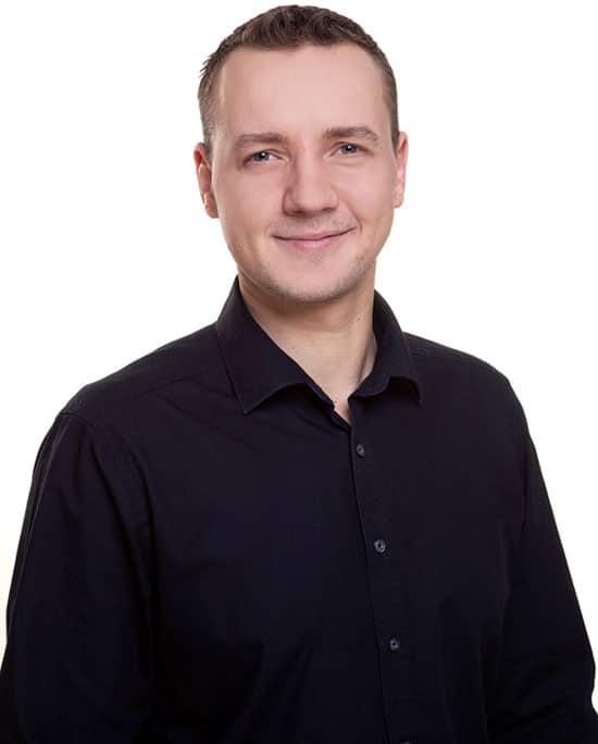 Portrait Matthias Heeger